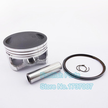 YX Piston Kit YX160 60mm For YX 160cc Pit Dirt Bikes YCF Stomp Thumpstar SDG GPX  Motocross Motorcycle