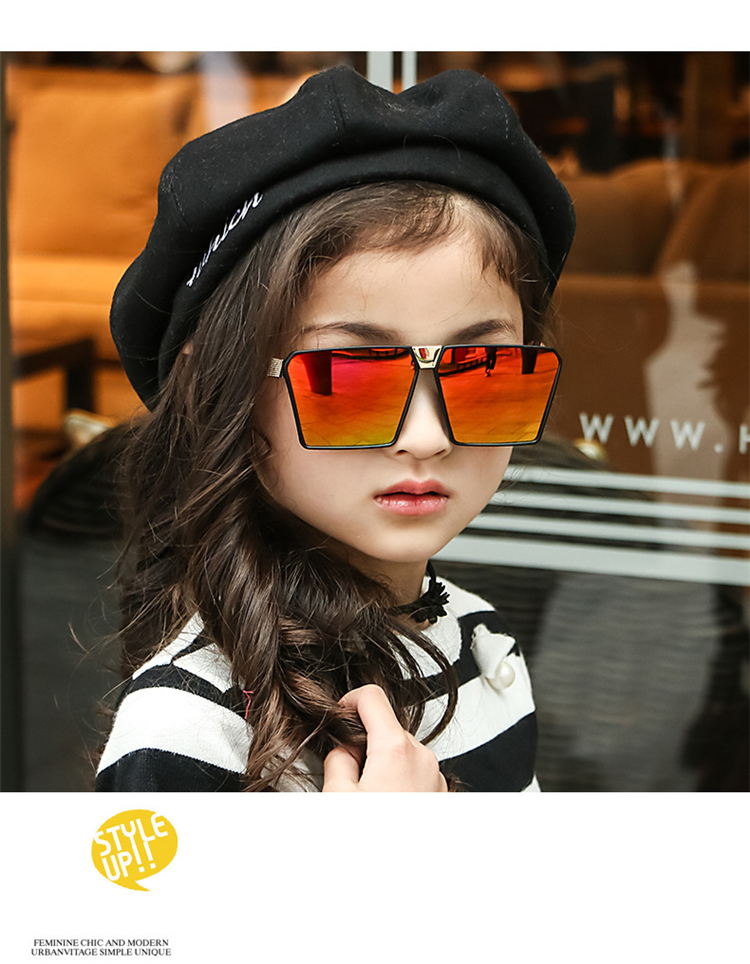 Mosilin Brand Sunglasses Kids UV400 Coating Sun Glasses Camouflage Frame Goggle Baby Boys Girls Sunglass oculos  (10)