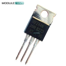 5Pcs/Lot IRFZ44N IRFZ44 N-Channel 49A 55V Transistor MOSFET