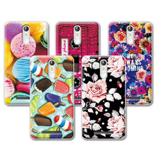 Leagoo M8 Lovely Fashion Painted Phone Cases For LEAGOO M8 MT6580A Case Cover Leagoo M8 5.7 inch Capa+Free Gift