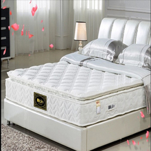 100% natural latex mattresses, Stars Hotel special mattress,compressed mattress,independent spring mattress,bedroom furniture(China)