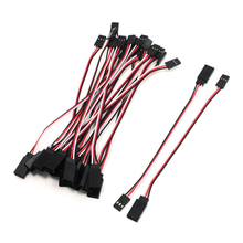 Promotion! 20 Pcs Remote Control Female to Male Servo Extension Cable Lead