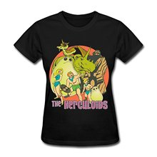 Women's The Herculoids Complete Series T-shirt