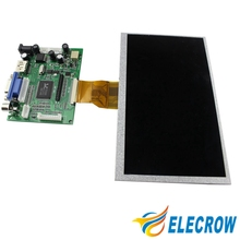 "Elecrow Raspberry Pi 3 Display 7 Inch LCD Module 800x480 HDMI Interface dots 7"" Color TFT Display for Raspberry Pi Banana Pi"