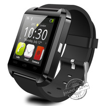 Bluetooth Smart Watch U8 smartwatch clock hours for Android phone Samsung HTC for Huawei xiaomi LG htc meizu honor sony iphone(China)