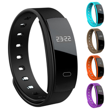 Buy QS80 Smart Bracelet Blood Pressure Wristband Heart Rate Fitness Tracker Waterproof LED Screen Smart Band Pk Miband for $23.66 in AliExpress store