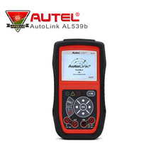 Autel AutoLink AL539B OBDII Code Reader & Electrical Test Tool OBD-II and CAN Scanner Autel AL519B Diagnosis Scanner(China)