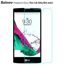 Buy Bainov 9H Premium Tempered Glass LG Magna H502 H502F H520N C90 G4 mini G4C Screen Protector Toughened protective film * for $1.27 in AliExpress store