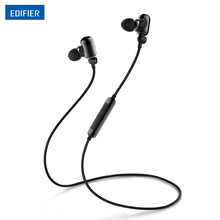 EDIFIER W293BT Bluetooth Earphones Exceptional Bass Response Wireless Earphone IPX7 Rating With CSR Chip Supports AAC and aptX(China)