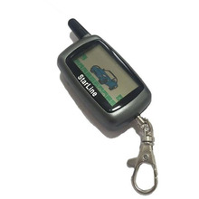 CheMeiMei Starlione A9 Twage Keychain Key Fob Chain LCD Remote Controller For Starline A9/A6/A8/A4 Two Way Car Alarm Systems(China)