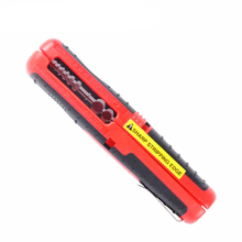CP-511A  3in1 Multifunction 10-20AWG Coaxial Cable RG59 RG6  8-13mm Strippers Stripping Knife
