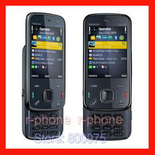 Original Nokia N86 Cellphone Unlocked 8MP WIFI Bluetooth N86 3G Mobile Phone & 1 Year Warranty