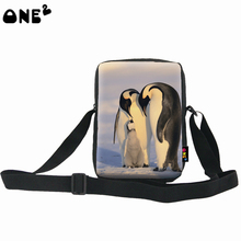ONE2 design wholesale messenger bags 3d cartoon the single shoulder bag teenager girls boys children ladies side bags
