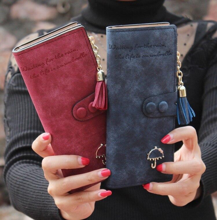 Diamond Umbrella Brands High Quality Design Women Long Wallet Lady Clutch Coin Purse Cute Girl Purse Ladies Female Card Holder<br><br>Aliexpress