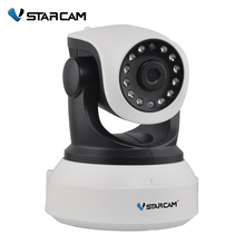 Buy Vstarcam C7824WIP Onvif 2.0 720P IP Camera Wireless Wifi CCTV Camera HD Indoor Pan/Tilt IR CUT Night Vision Support 64G SD Card for $40.99 in AliExpress store