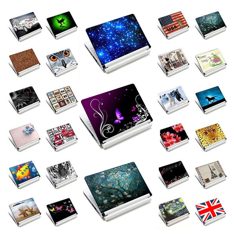 "Prints Laptop Skins Sticker Cover Decal Protectors for 12.6"" 13"" 13.3"" 14"" 14.4"" 15"" 15.4"" 15.6"" for LENOVO/HP/DELL/ACER/Asus(China (Mainland))"
