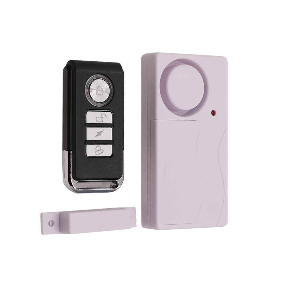 Remote Control Timely Burglar Alarm (6)