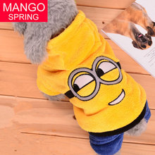 Buy 2017 Warm Winter Pet Dog Clothes Fleece Costume Sweater Cute Pets Hoodie Clothes Puppy Coat Outfit Dog Clothing Small Dogs for $3.99 in AliExpress store
