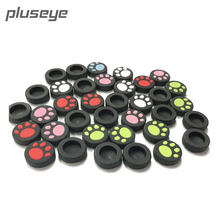 Buy Pluseye Game Accessory Cat Paw Analog Silicone Thumbsticks Joysticks Grips Caps Sony Playstation 2 3 PS2 PS3 PS4 Xbox for $1.19 in AliExpress store