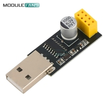 Wifi Module CH340 USB To ESP8266 Serial Wireless Wifi Module Development Board 8266 Wifi Module Wireless ESP8266 Board(China)