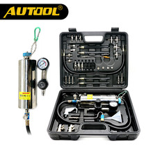 AUTOOL C100 Universal Automotive Non-Dismantle Fuel System Cleaner Gasoline Injector Cleaner Tool For Petrol EFI Throttle(China)