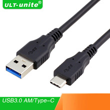 Ult-unite Usb type-c cable USB 3.1 Type C USB C cable USB Data Sync Charge Cable for Huawei P9 LG G5 Xiaomi 4C OnePlus2 Nexus 5X