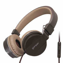 With Microphone Foldable Excellent Bass And Full Crisp Tone Headphone For Gaming And Phone Player