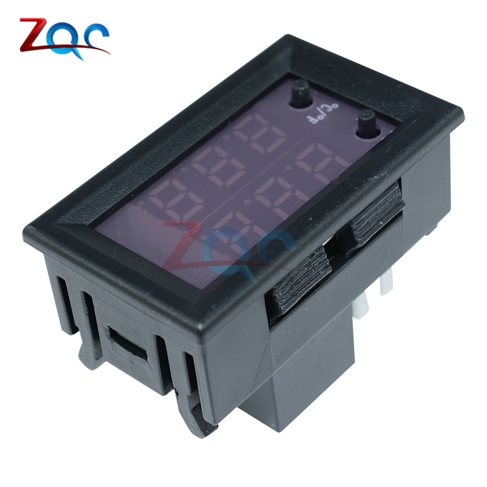 W1209WK W1209 WK W1219 DC 12V LED Digital Thermostat Temperature Control Thermometer Thermo Controller Switch Module +NTC Sensor 10