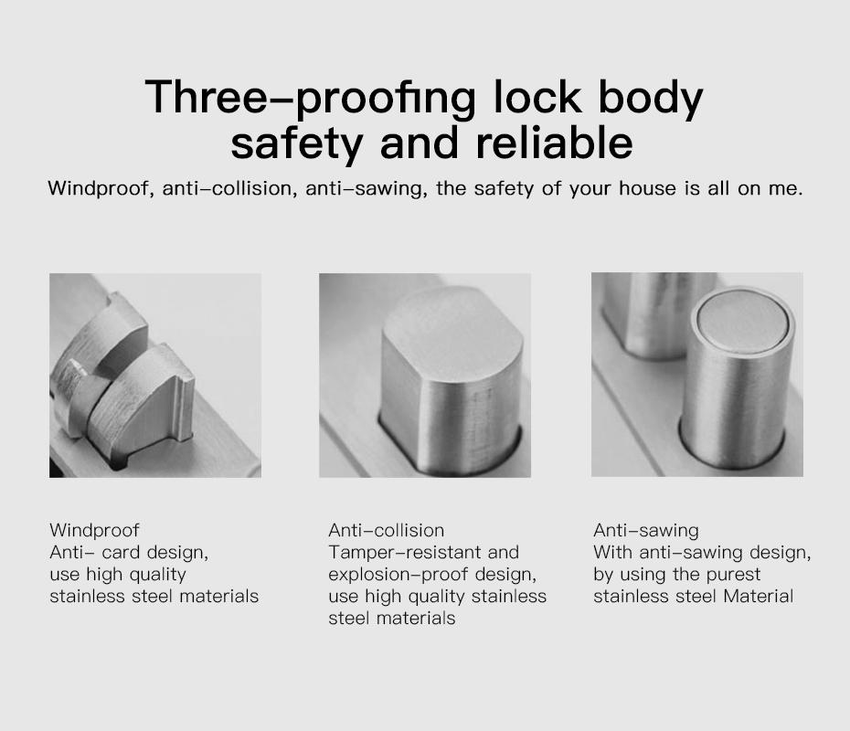 Fingerprint Door Lock (14)
