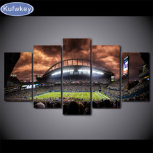 5Planes,Full Square 5D DIY Diamond Painting Seattle Seahawks,3d,Diamond Embroidery Cross Stitch,Mosaic,stickers,Christmas,art(China)