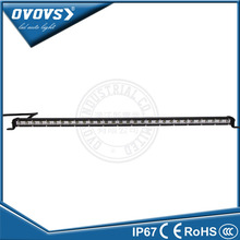 OVOVS thin single row 26 inch offroad light bar 72w super slim light bar for ATV 4X4 tractor truck