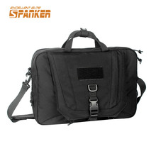 SPANKER Airsoft Tactical Handbag Nylon Messenger Bags Pack Sport Camping Hiking Travel Laptop Hunting Shoulder Bags Outdoor Bag