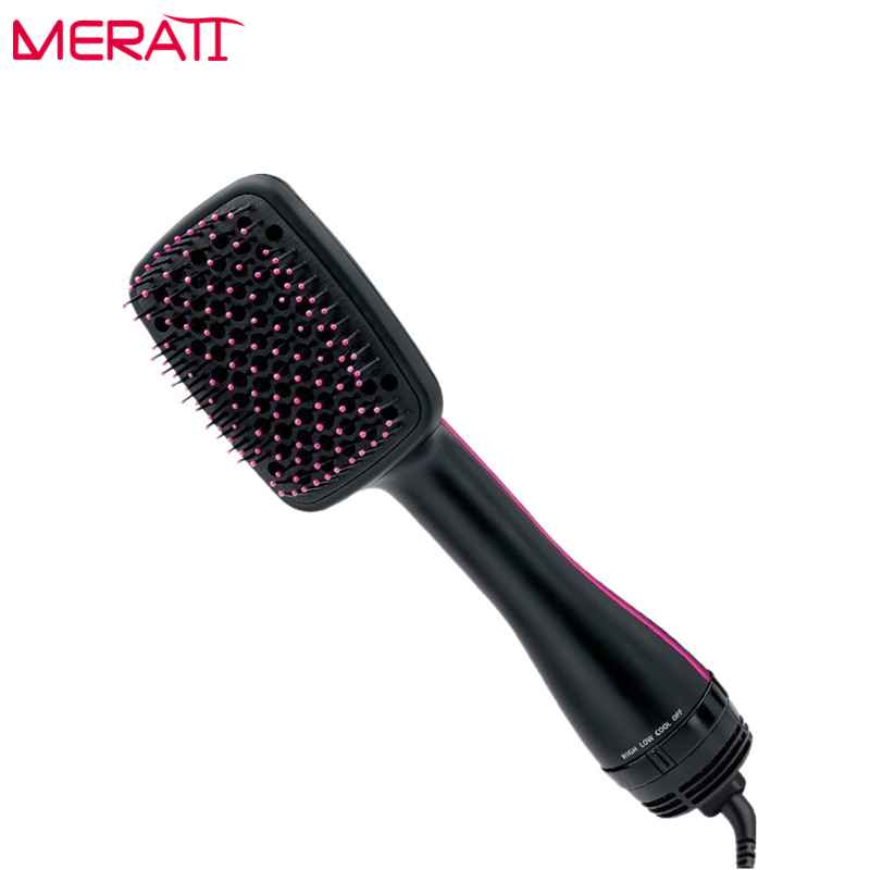 Hot Sale New Professional Hot Air Blower Electric Water Heater Quick And Convenient Beauty Brush One Step Hair Dryer And Style<br>