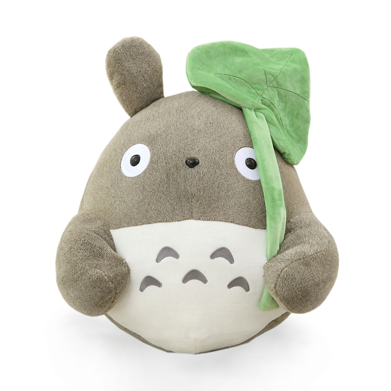 35cm big size Totoro plush toys kids toys High qulity soft toy Cute Plush Toy TV movie character Gift for kids(China)