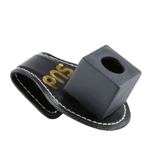 High-Quality Artificial Leather Pool Billiards Snooker Leather Magnetic Belt Clip Chalk Holder Billiard Accessories