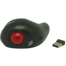 New Mouse   Wireless Finger Handheld USB Trackball Mouse Mice PC Laptop Desktop PC OS 160829 Drop Shipping