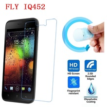 Fly IQ452 Screen Protective Film, 2.5D Ultra-Thin HD Clear Soft Pet Screen Protector Film for Fly IQ452 Quad EGO Vision 1
