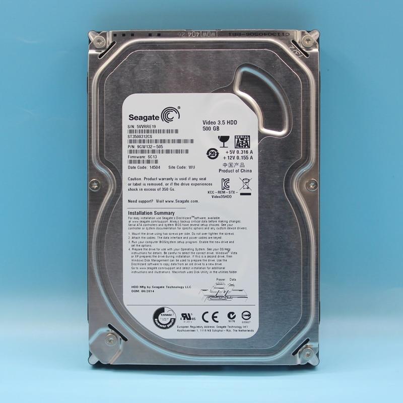 "Lot of 10 Name Brand 750 GB SATA 3.5/"" Desktop Hard Drives Tested Used 750GB"