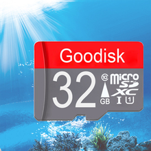 New 128GB micro SD Card 64GB 32GB 16GB class 10 memory card C10 micro sd 8GB microsd tf card free shipping(China)