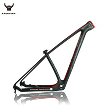 2017 Bicycle 29ER Carbon Frame Chinese MTB Carbon Frame 29ER/27.5ER Carbon Mountain Bike Frame 650B Disc Carbon MTB Frame 29