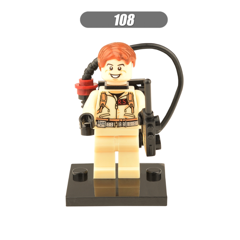 XH108-Ghost Busters-Dr. Peter Venkman