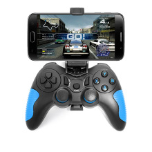 Buy Gamepad Android Game Controller Smart Wireless Joystick Bluetooth Gaming Remote Control iPhone IOS Projector Phone Tablet PC for $17.08 in AliExpress store
