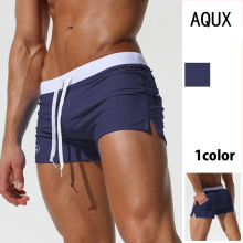 New Brand Aqux Mens Swimming Trunks Boxer Surf Beach Wear Swim Trunks Shorts Size M,L,XL,XXL