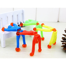 5Pcs Sticky On Wall Climbing Tumbling Climber Men Party Kids Toys Fun Favors Supplies Pinata Fillers Birthday Gift 75Z
