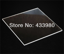 300mm x 200mm x 1.0mm Acrylic (PMMA) Plexiglass Sheets, Transparent Clear (PM0000) - 3 pcs