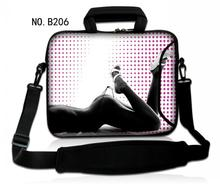Hot Sexy Girl Laptop Notebook Shoulder Bag Case Cover Computer PC w/handle For ThinkPad HP DELL SONY Asus(China)