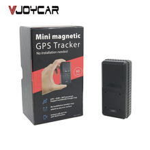 VJOYCAR TK101 Mini Magnetic Waterproof GPS Tracker Easy To Carry Hidden 3000mAh Rechargeable Battery FREE Tracking Software