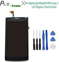 High Quality For MegaFon Login+MFLoginPh TOPSUN_G5247_A1 LCD Display+Touch Screen Digitizer Replacement For MegaFon Login Phone