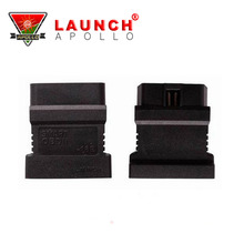 [5pcs/lots] A++ Quality Smart OBD2 OBDII 16/16E Connector for Launch X431 Master/GX3 DHL Fast Free Shipping