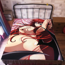 Free Shipping Anime Manga High School DXD Bed Sheet 150*200cm Bedsheet 001